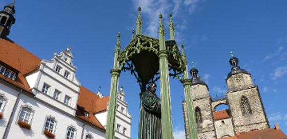 Lutherstadt Wittenberg © TILW