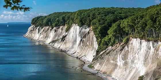 Rügen Island: Chalk Cliffs