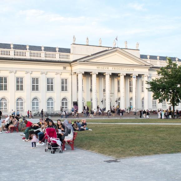 Fridericianum Kassel © Mathias Völzke