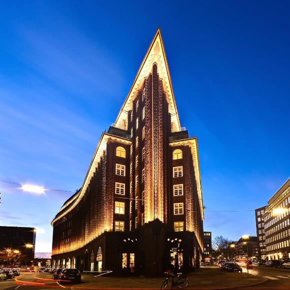 Chilehaus Hamburg © Andreas Vallbracht