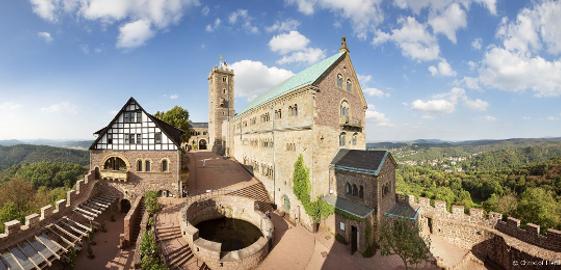 Wartburg castle © Christopf Herdt