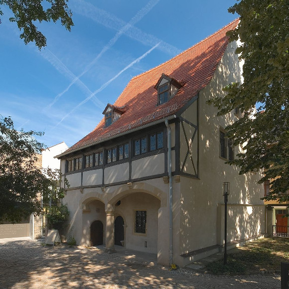Luther's Birth House and Museum in Eisleben
