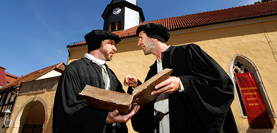 Luther - The Festival , Theater in Eisenach