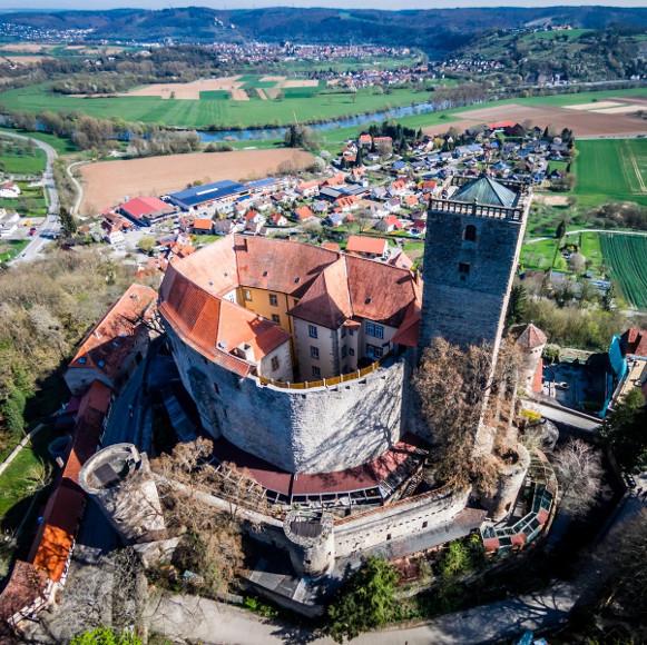 Guttenberg castle © He Dapeng
