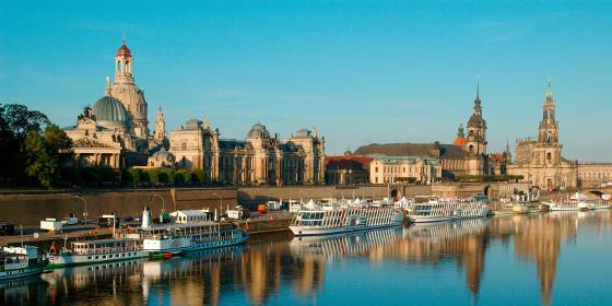 Dresden: View of the City © Keute, Jochen