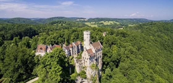 Lichtenstein Castle © Jürgen Pollak