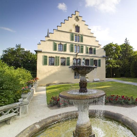 Coburg: Castle Rosenau