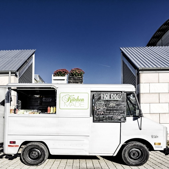 KitchenMade food truck from Nuremberg (ID: 15005)