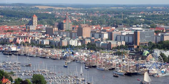 Rostock: Hanse Sail, Archiv Hanse Sail Rostock