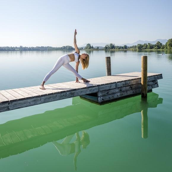 Taching am See - Yoga am Tachinger See (ID: 20468)