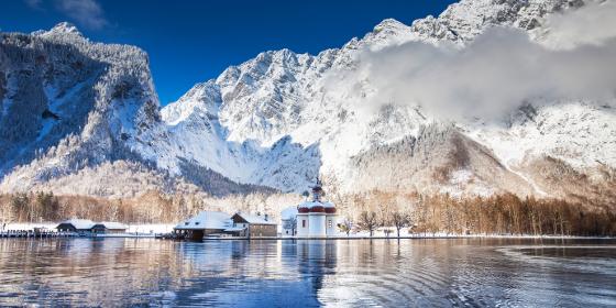 St. Bartholomä Lake Königssee