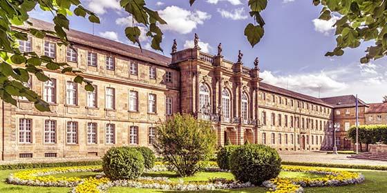 Bayreuth: Neues Schloss palace