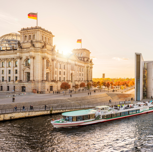 Berlin: Government District