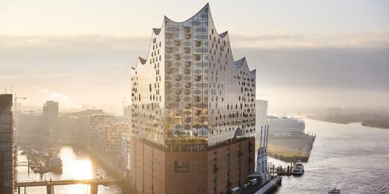 Hamburg: Elbe Philharmonic Hall
