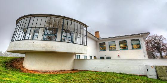 Dessau: Kornhaus, Dessau-Roßlau; architect: Carl Fieger, 1929/30