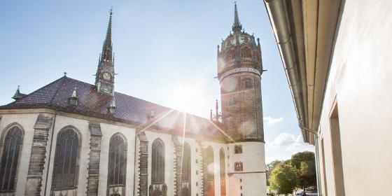 Lutherstadt Wittenberg:  Castle Church