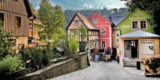 Eco-dorp Schmilka