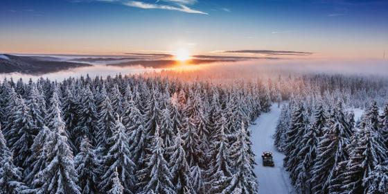 Thüringer Wald Masserberg-Schleusegrund