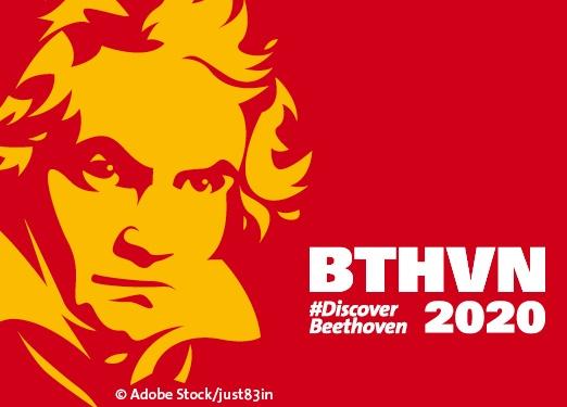 """Imagen de la campaña """"Beethoven 250"""""""
