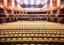 Berlín: Sala de ópera