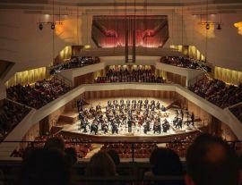 Imagen de un concierto en Dresde