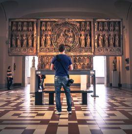 Berlín: Museo del Pergamo en la Isla de los Museos