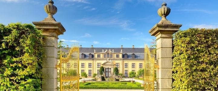 Hannover Herrenhausen Gardens