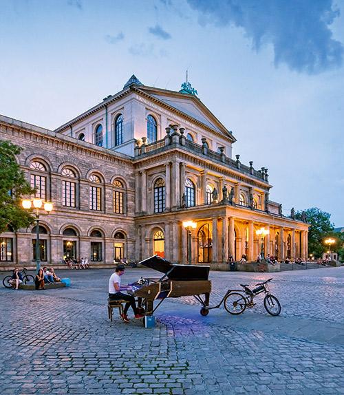 Hannover: Oper