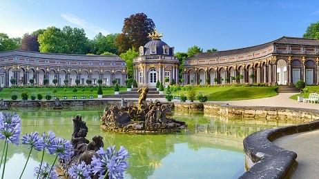Bayreuth: Eremitage