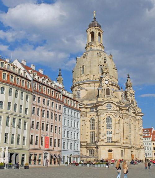 Dresden new market