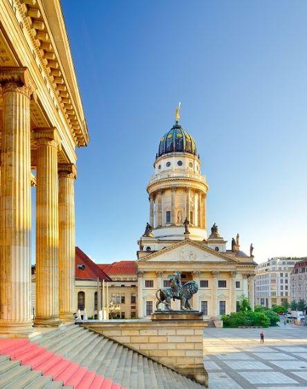 Berlin: German cathedral