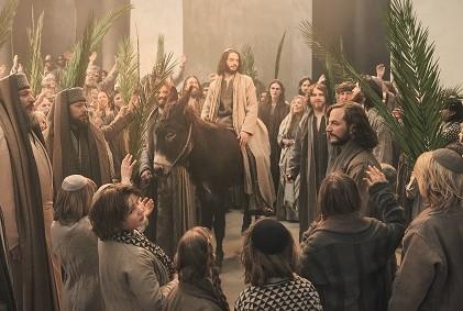 Oberammergau: Passion Play, Entry into Jerusalem