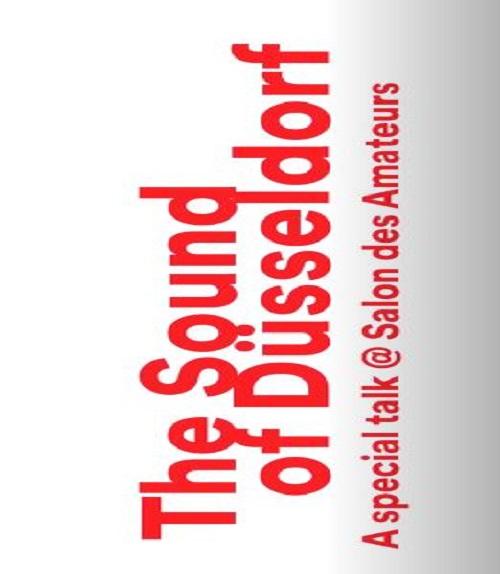 The Sound of Düsseldorf, A special talk @ Salon des Amateurs © YouTube, Düsseldorf Tourismus GmbH
