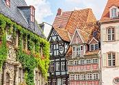 Centro storico di Quedlinburg