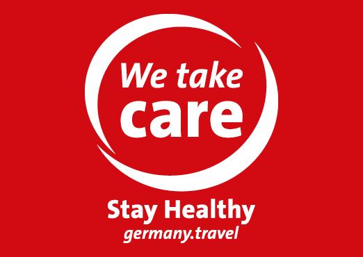 Logo We take care