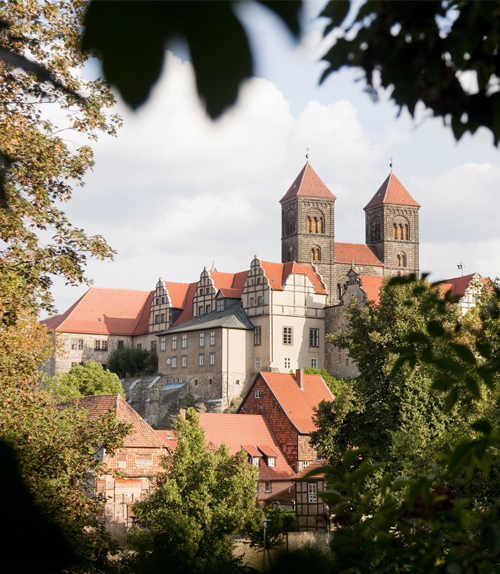 Queldinburg: Collegiate Church of St. Servatius